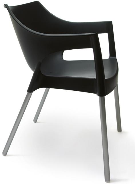 Str collectie stoelen designstoelen pole design for Kuipstoel voor buiten