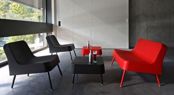 Str collectie stoelen lounge en zitzakken bob lounge for Lounge stoel buiten